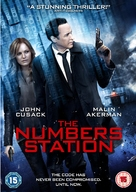 The Numbers Station - British DVD cover (xs thumbnail)