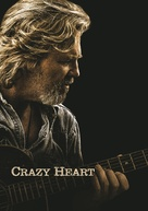 Crazy Heart - Norwegian Never printed movie poster (xs thumbnail)