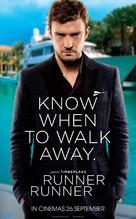 Runner, Runner - Malaysian Movie Poster (xs thumbnail)