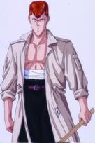 """""""Yû yû hakusho"""" - Japanese Key art (xs thumbnail)"""