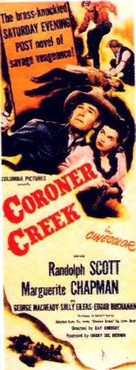 Coroner Creek - Movie Poster (xs thumbnail)