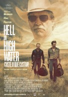 Hell or High Water - Portuguese Movie Poster (xs thumbnail)