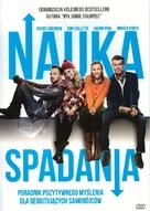 A Long Way Down - Polish Movie Cover (xs thumbnail)
