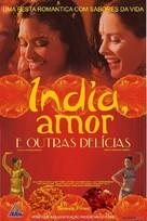 Nina's Heavenly Delights - Brazilian Movie Poster (xs thumbnail)