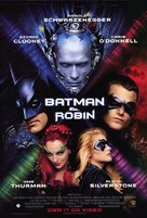Batman And Robin - Video release poster (xs thumbnail)