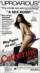 Catherine et Cie - Movie Poster (xs thumbnail)