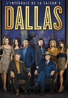 """""""Dallas"""" - French DVD movie cover (xs thumbnail)"""