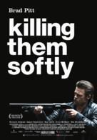 Killing Them Softly - Canadian Movie Poster (xs thumbnail)