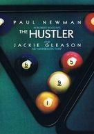 The Hustler - DVD cover (xs thumbnail)