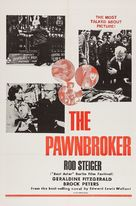 The Pawnbroker - Movie Poster (xs thumbnail)