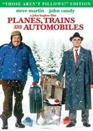 Planes, Trains & Automobiles - DVD cover (xs thumbnail)