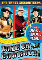 Come On, Cowboys! - DVD cover (xs thumbnail)