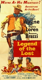 Legend of the Lost - Movie Poster (xs thumbnail)