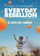Everyday Rebellion - Spanish Movie Poster (xs thumbnail)