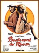 Boulevard du rhum - French Movie Poster (xs thumbnail)