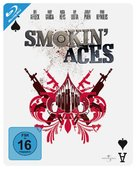 Smokin' Aces - German Blu-Ray cover (xs thumbnail)