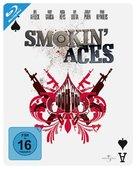 Smokin' Aces - German Blu-Ray movie cover (xs thumbnail)