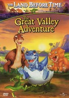 The Land Before Time 2 - DVD cover (xs thumbnail)