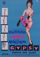 Gypsy - German Movie Poster (xs thumbnail)