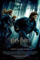 Harry Potter and the Deathly Hallows: Part I - Chilean Movie Poster (xs thumbnail)