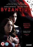 Byzantium - British DVD cover (xs thumbnail)