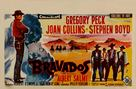 The Bravados - Belgian Movie Poster (xs thumbnail)