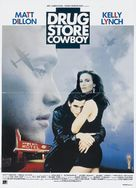 Drugstore Cowboy - French Movie Poster (xs thumbnail)