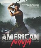 American Ninja - Movie Cover (xs thumbnail)
