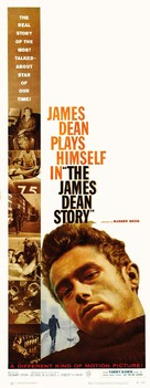The James Dean Story - Movie Poster (xs thumbnail)