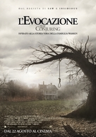 The Conjuring - Italian Movie Poster (xs thumbnail)