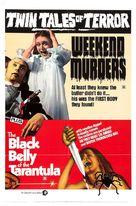Tarantola dal ventre nero, La - Combo poster (xs thumbnail)