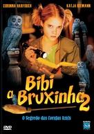 Bibi Blocksberg und das Geheimnis der blauen Eulen - Brazilian poster (xs thumbnail)