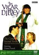 """The Vicar of Dibley"" - Australian DVD movie cover (xs thumbnail)"