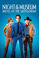 Night at the Museum: Battle of the Smithsonian - Movie Cover (xs thumbnail)