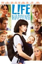 L!fe Happens - DVD cover (xs thumbnail)