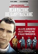 Mean Machine - German Movie Poster (xs thumbnail)