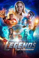 """""""DC's Legends of Tomorrow"""" - Movie Cover (xs thumbnail)"""