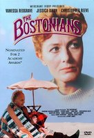 The Bostonians - DVD cover (xs thumbnail)