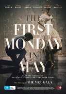 The First Monday in May - Australian Movie Poster (xs thumbnail)