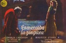 The Hunchback of Notre Dame - Spanish Movie Poster (xs thumbnail)