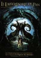 El laberinto del fauno - Canadian DVD movie cover (xs thumbnail)