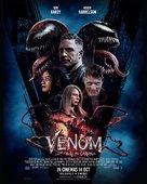 Venom: Let There Be Carnage - Singaporean Movie Poster (xs thumbnail)