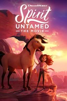 Spirit Untamed - Video on demand movie cover (xs thumbnail)