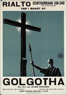 Golgotha - Dutch Movie Poster (xs thumbnail)