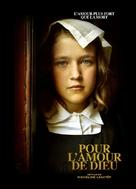 Pour l'amour de Dieu - Canadian DVD cover (xs thumbnail)