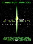 Alien: Resurrection - Advance poster (xs thumbnail)