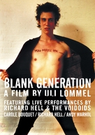 Blank Generation - Movie Cover (xs thumbnail)