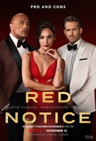 Red Notice - Movie Poster (xs thumbnail)