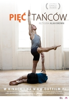 Five Dances - Polish Movie Poster (xs thumbnail)