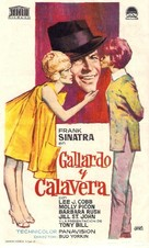 Come Blow Your Horn - Spanish Movie Poster (xs thumbnail)
